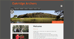 Preview of oakridgearchers.org